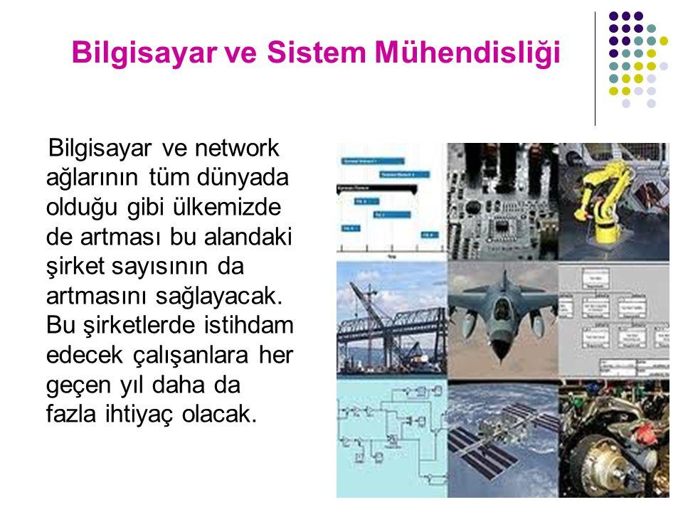 Bilgisayar ve Sistem Mühendisliği