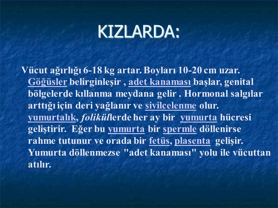 KIZLARDA: