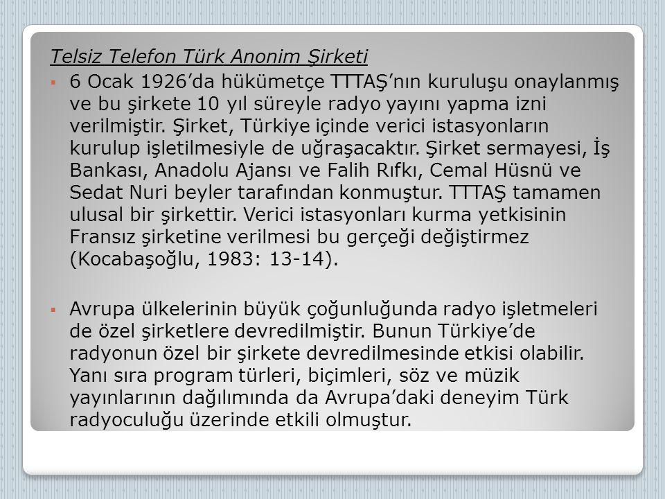 Telsiz Telefon Türk Anonim Şirketi