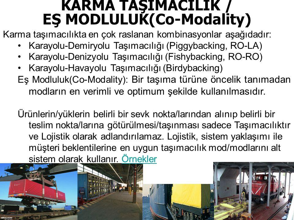 EŞ MODLULUK(Co-Modality)