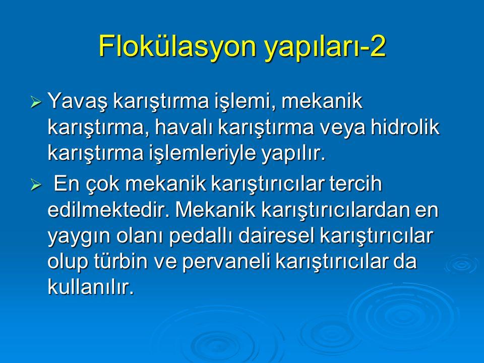Flokülasyon yapıları-2