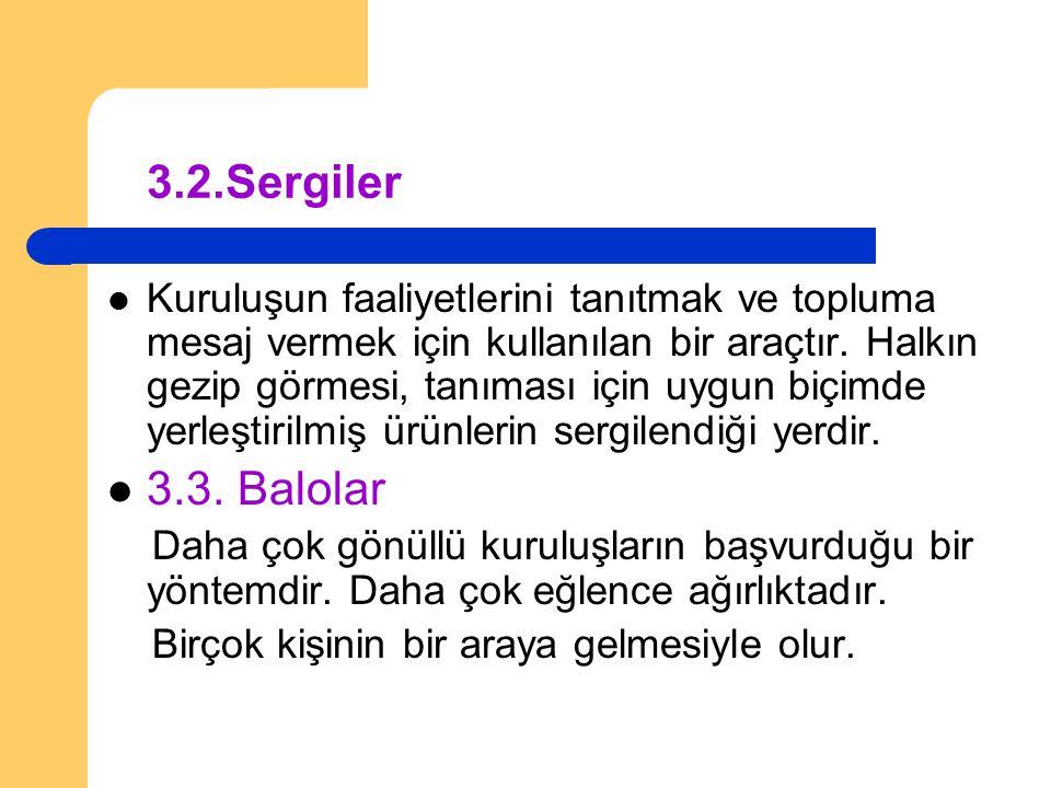 3.2.Sergiler