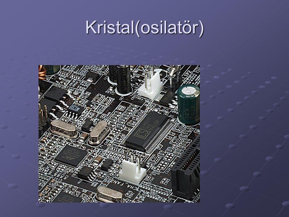 Kristal(osilatör)
