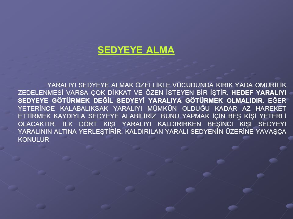 SEDYEYE ALMA