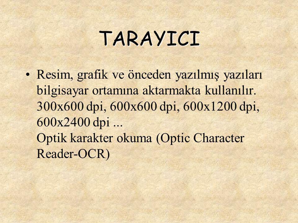 TARAYICI