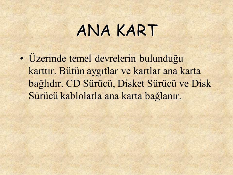 ANA KART