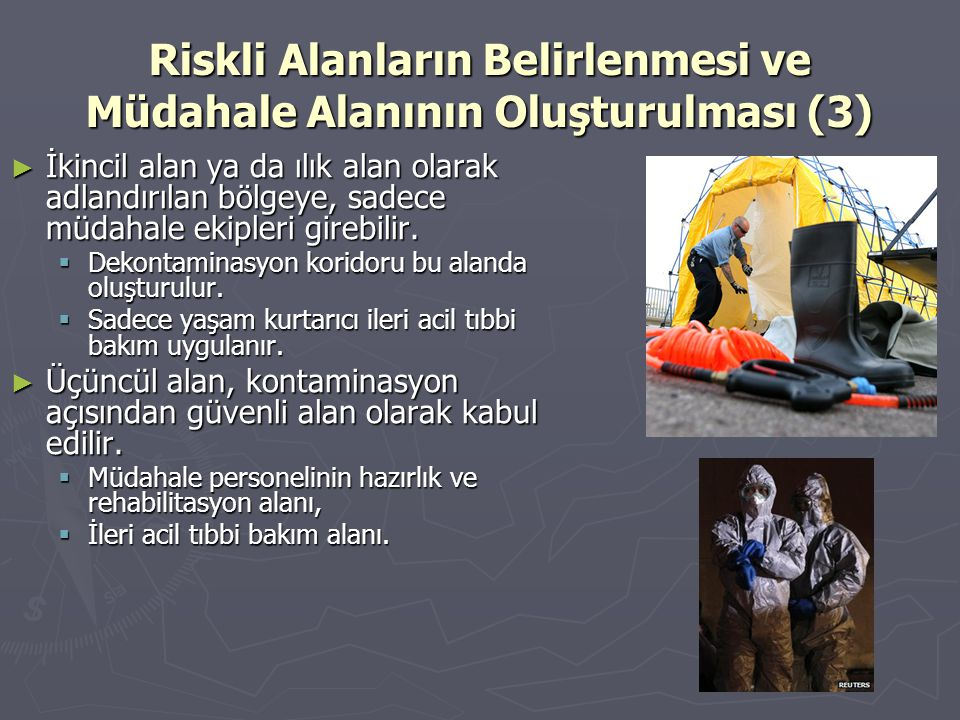 Riskli Alanların Belirlenmesi ve Müdahale Alanının Oluşturulması (3)