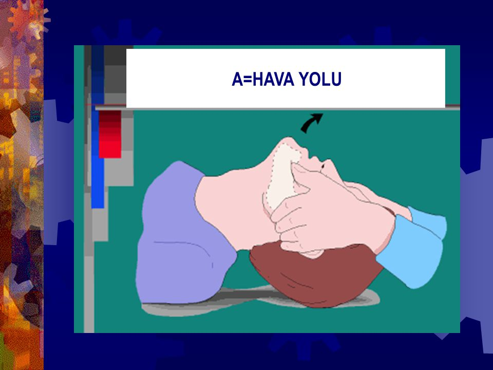 A=HAVA YOLU