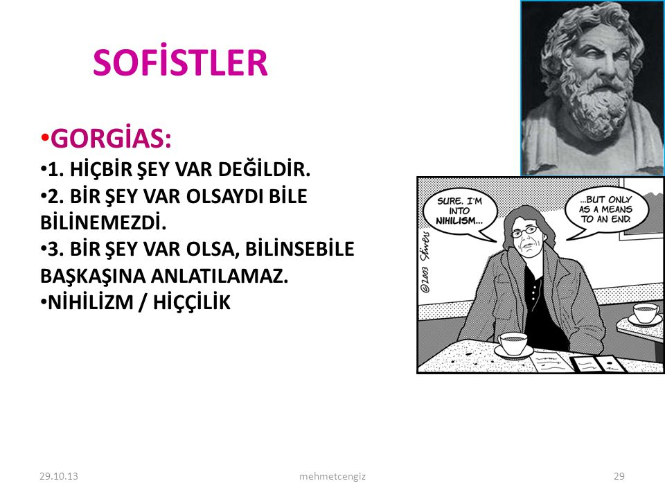 SOFİSTLER GORGİAS: <header> <date/time>