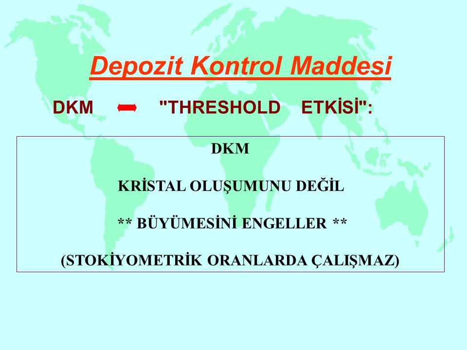 Depozit Kontrol Maddesi