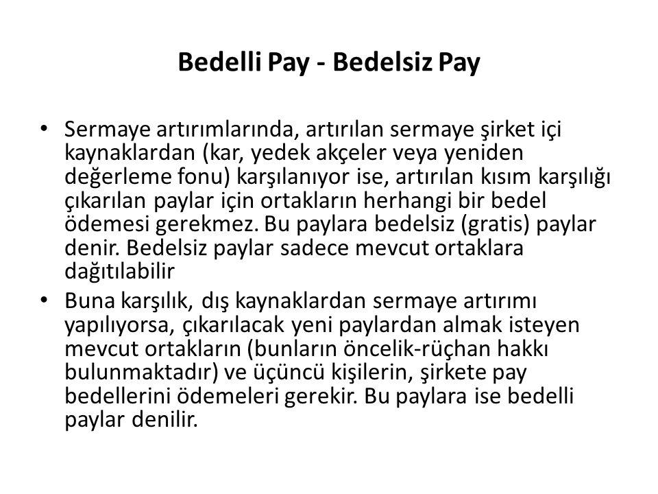 Bedelli Pay - Bedelsiz Pay