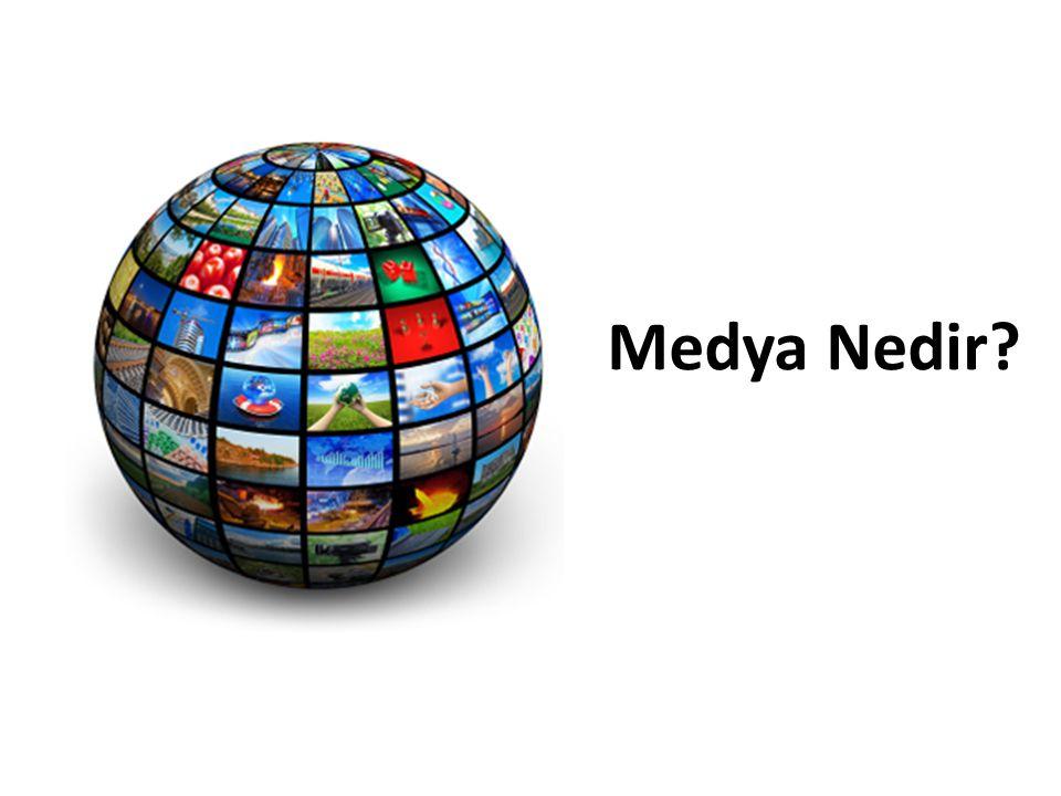 Medya Nedir