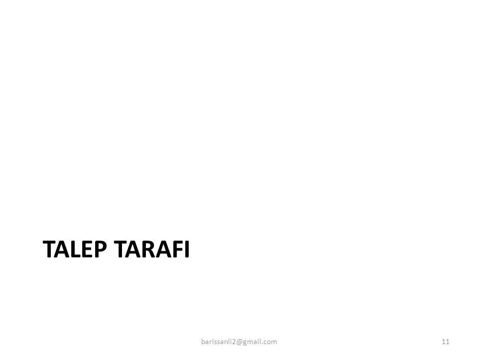 Talep tarafi barissanli2@gmail.com
