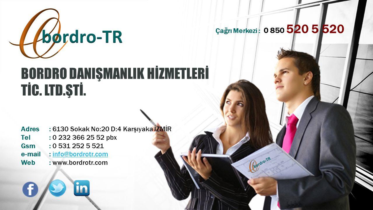 BORDRO DANIŞMANLIK HİZMETLERİ TİC. LTD.ŞTİ.