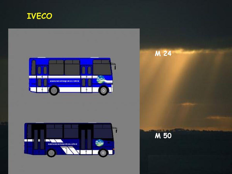 IVECO M 24 M 50