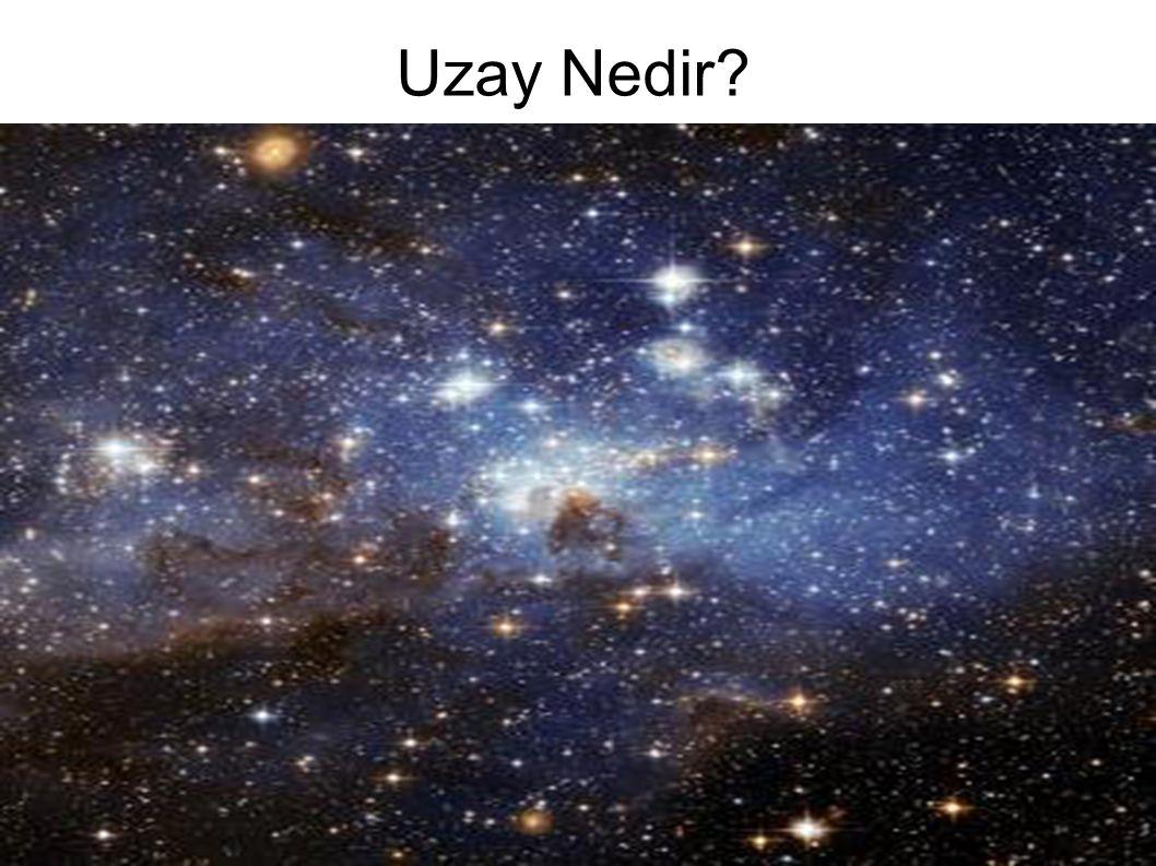 Uzay Nedir