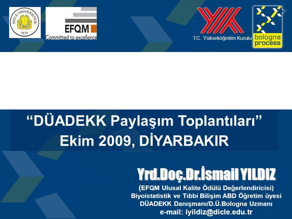DÜADEKK Paylaşım Toplantıları Ekim 2009, DİYARBAKIR