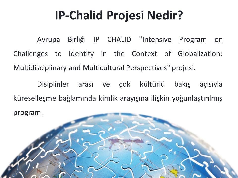 IP-Chalid Projesi Nedir