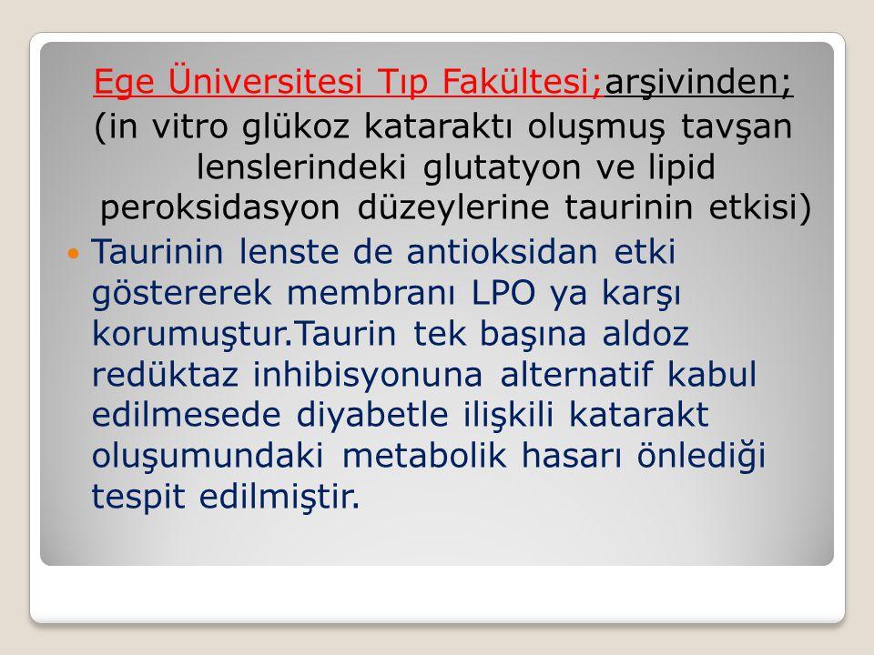Ege Üniversitesi Tıp Fakültesi;arşivinden;