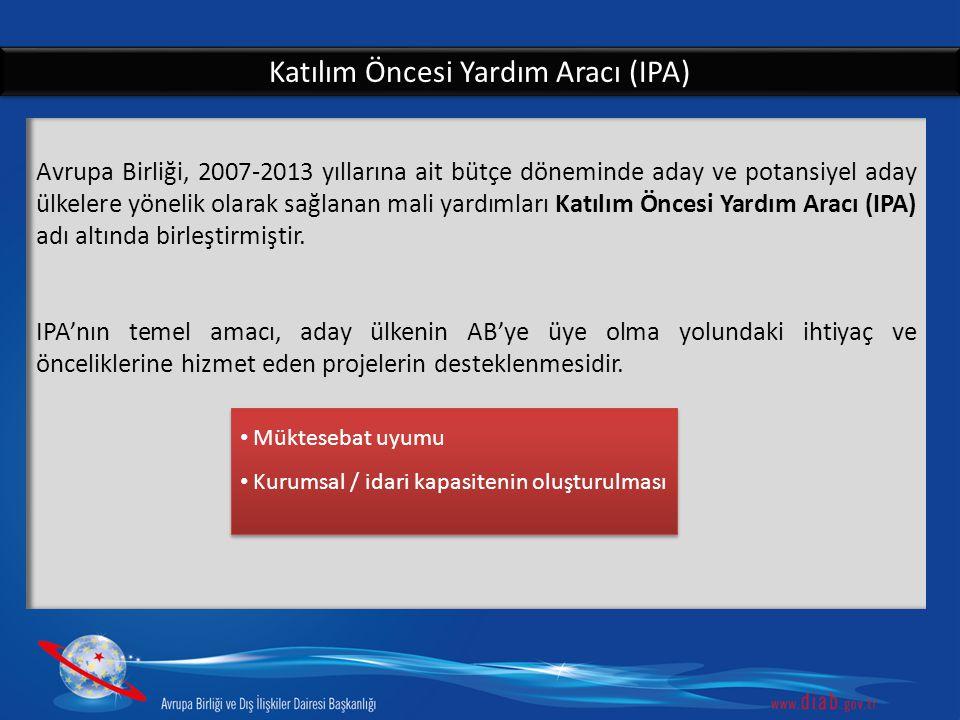 Katılım Öncesi Yardım Aracı (IPA)