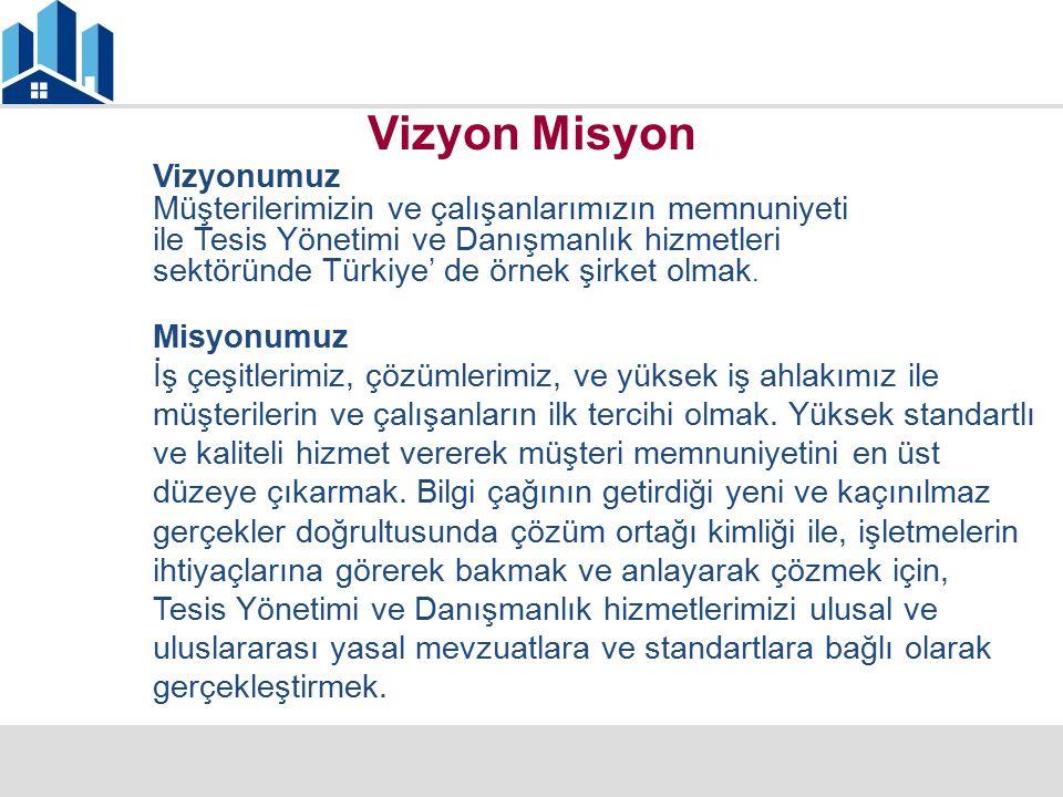 Vizyon Misyon
