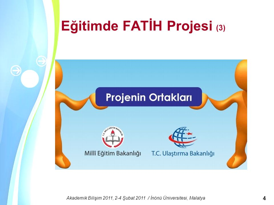 Eğitimde FATİH Projesi (3)