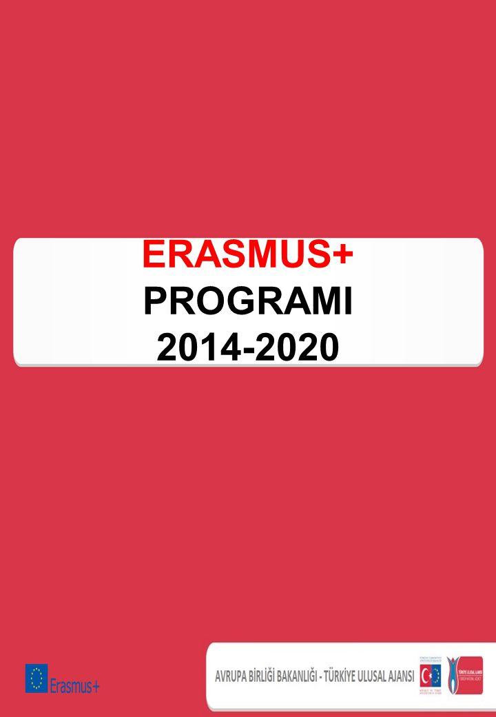 ERASMUS+ PROGRAMI 2014-2020