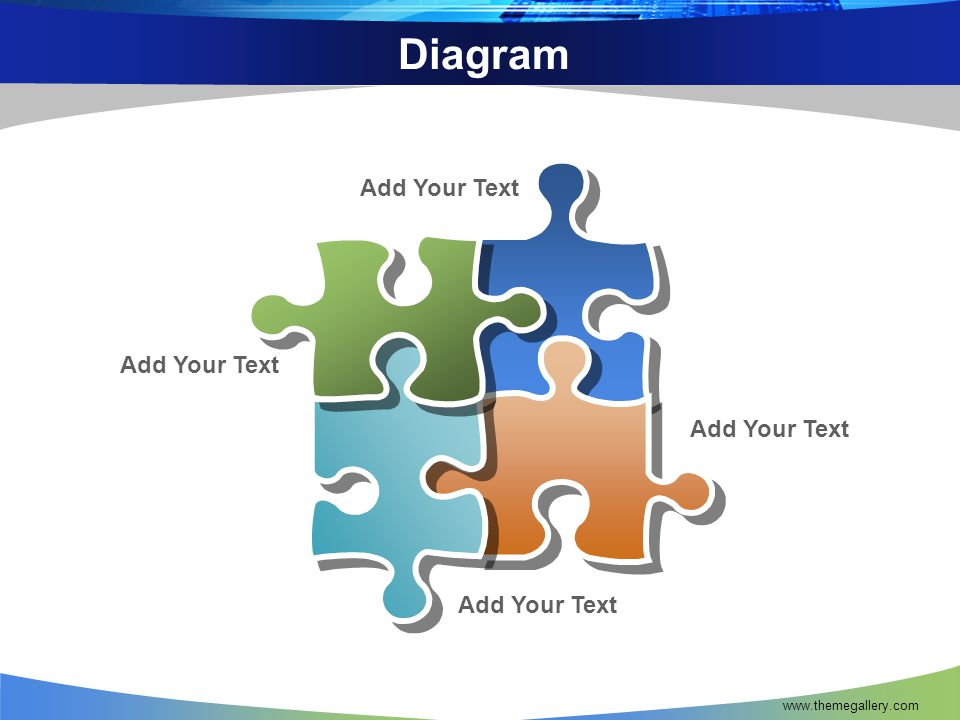 Diagram Add Your Text www.themegallery.com