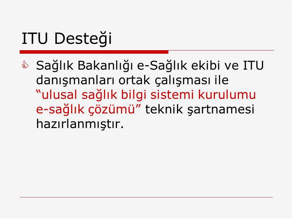 ITU Desteği