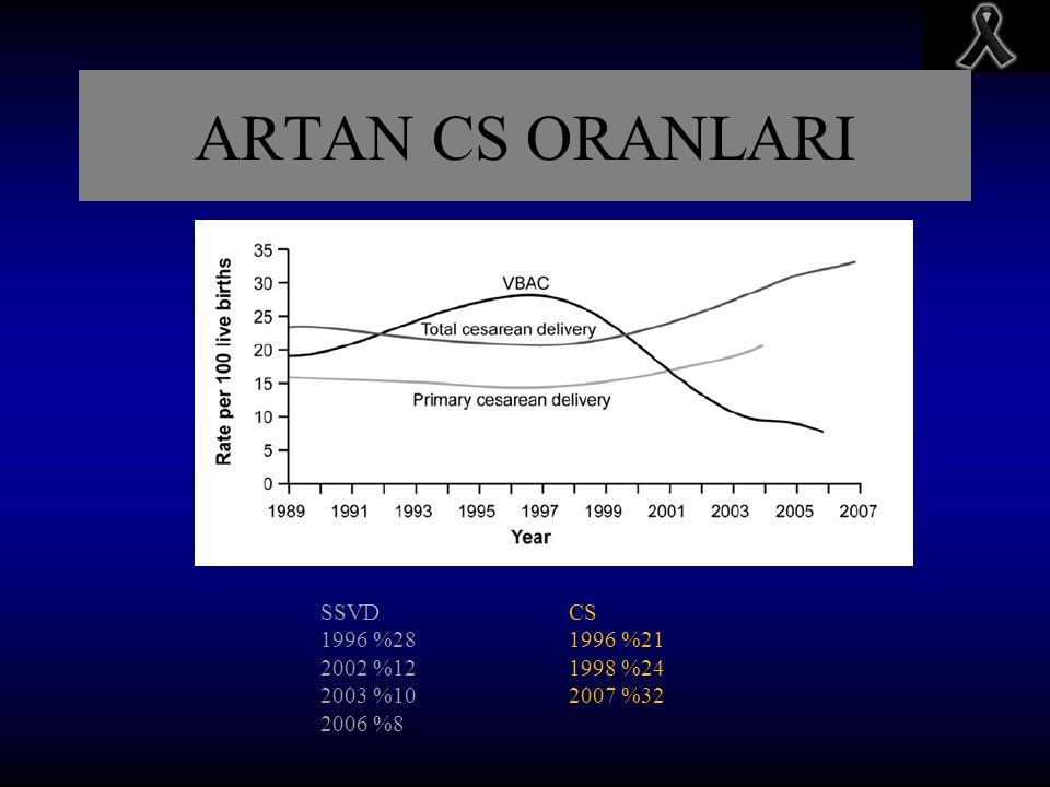 ARTAN CS ORANLARI SSVD 1996 %28 2002 %12 2003 %10 2006 %8 CS 1996 %21