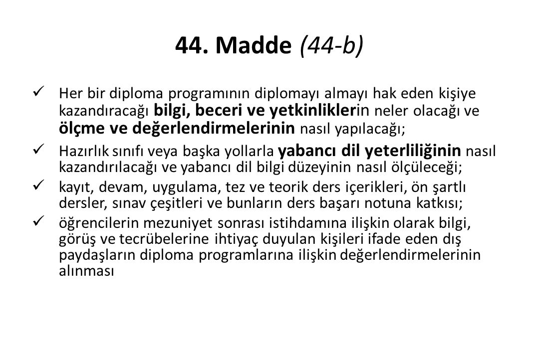 44. Madde (44-b)