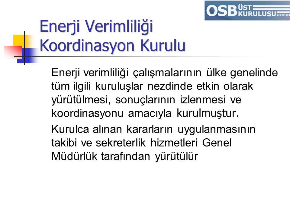 Enerji Verimliliği Koordinasyon Kurulu