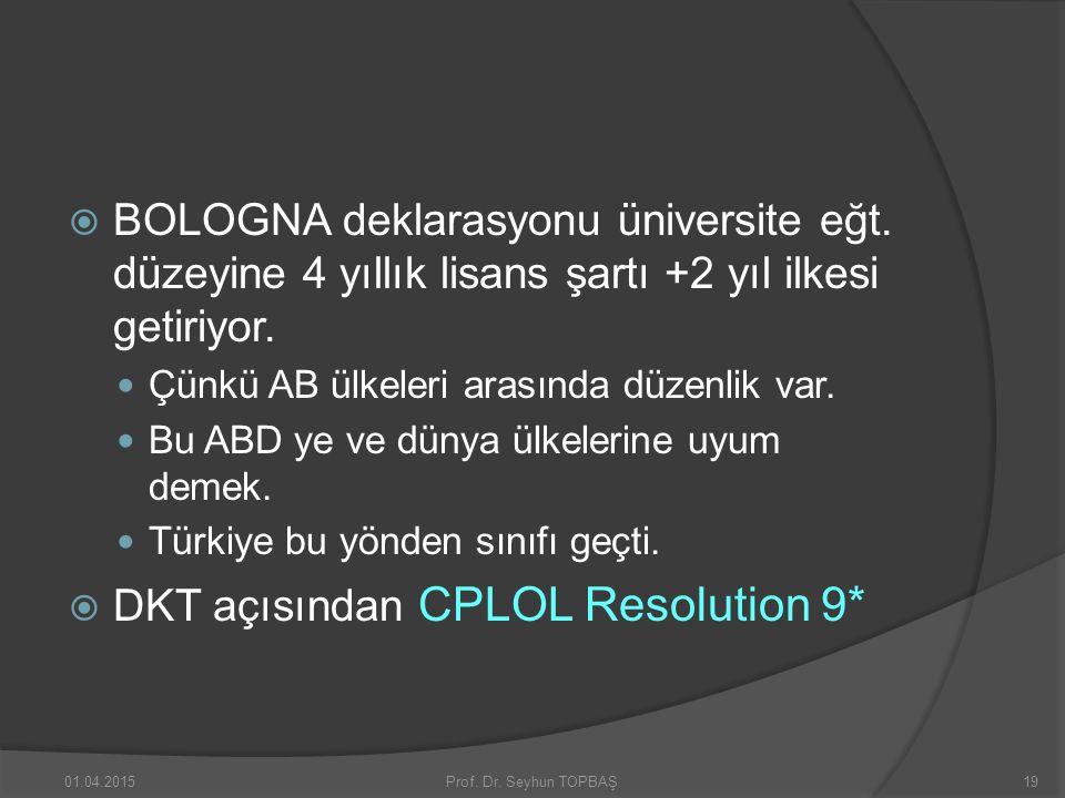 DKT açısından CPLOL Resolution 9*