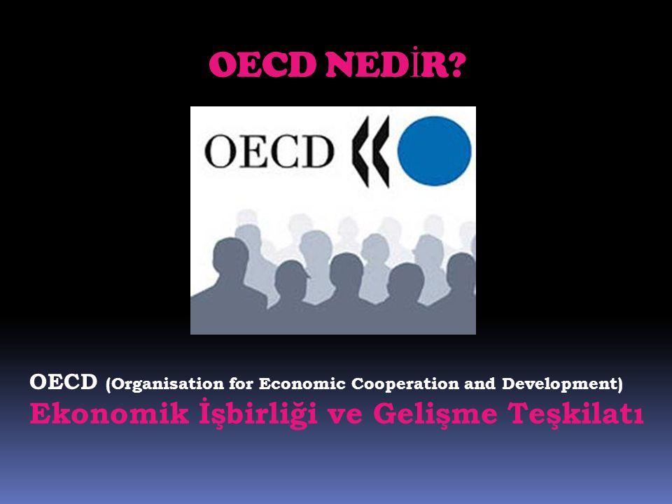 OECD NEDİR.
