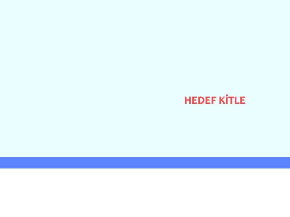 HEDEF KİTLE