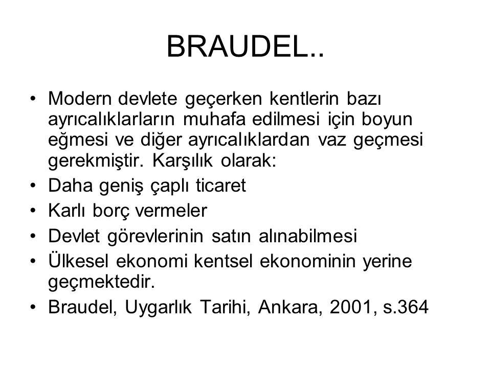 BRAUDEL..