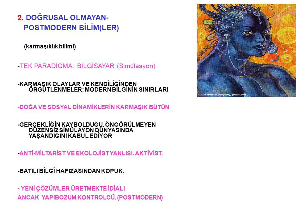 POSTMODERN BİLİM(LER)