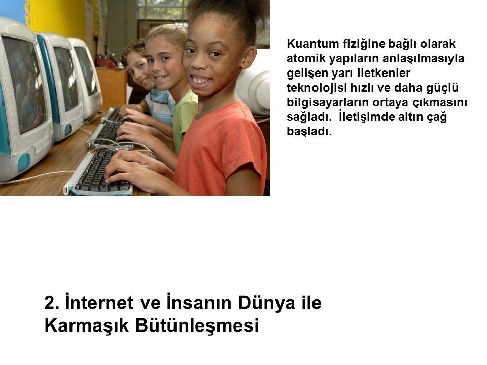 2. İnternet ve İnsanın Dünya ile Karmaşık Bütünleşmesi