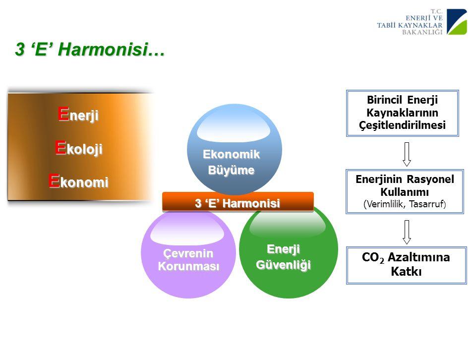 Enerji Ekoloji Ekonomi
