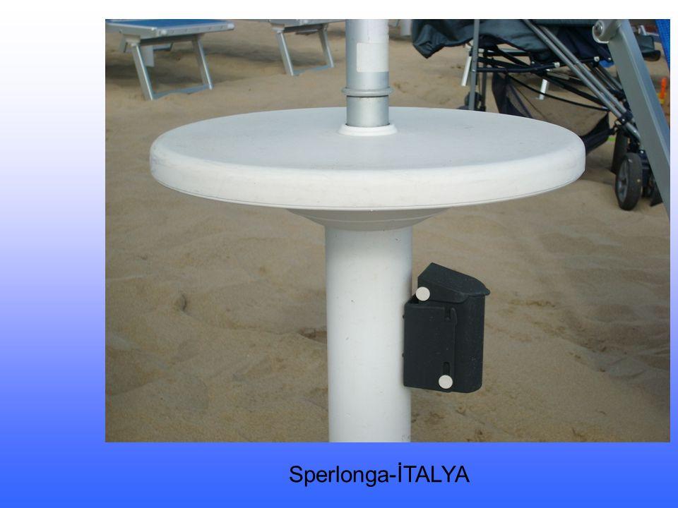 Sperlonga-İTALYA