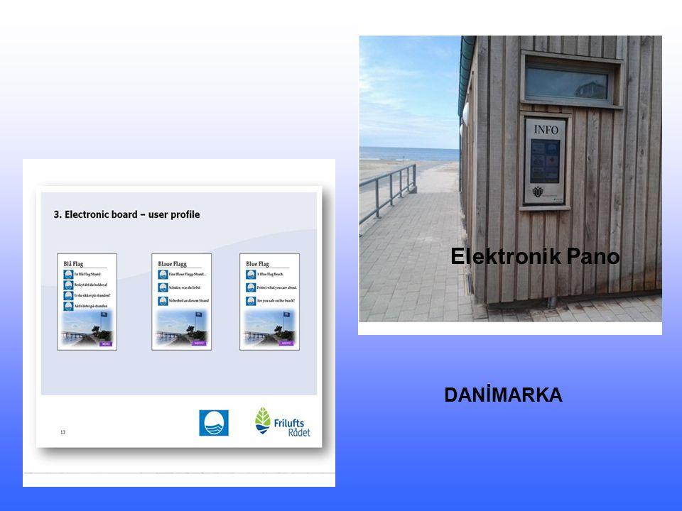 Elektronik Pano DANİMARKA