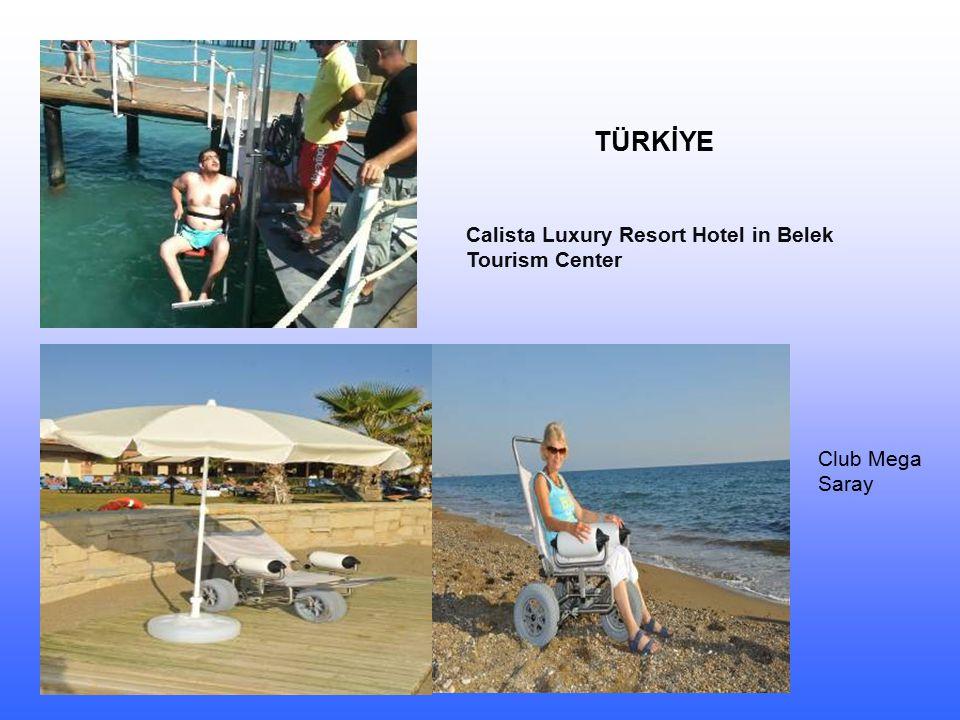 TÜRKİYE Calista Luxury Resort Hotel in Belek Tourism Center