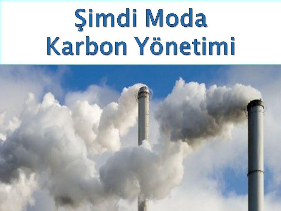 Şimdi Moda Karbon Yönetimi