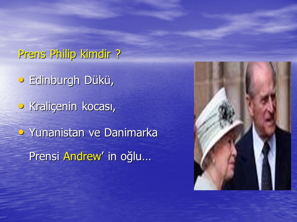 Prens Philip kimdir .