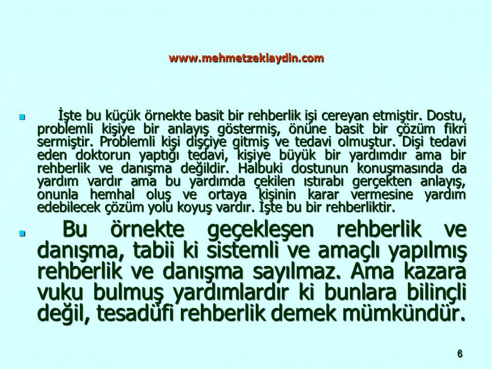 www.mehmetzekiaydin.com