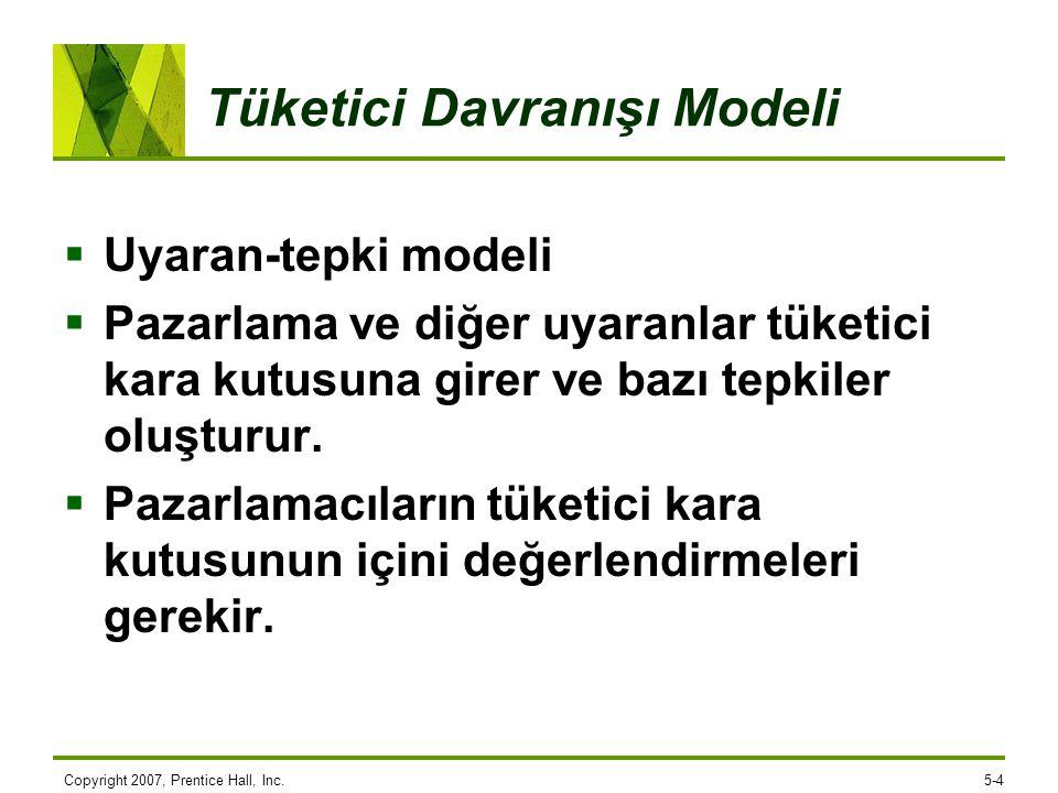 Tüketici Davranışı Modeli
