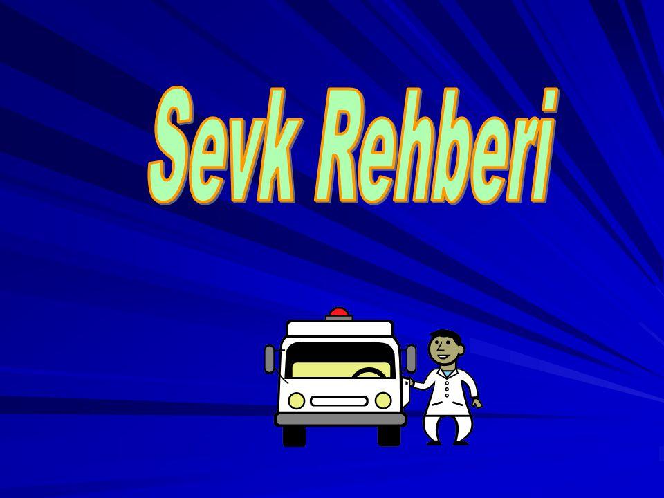 Sevk Rehberi