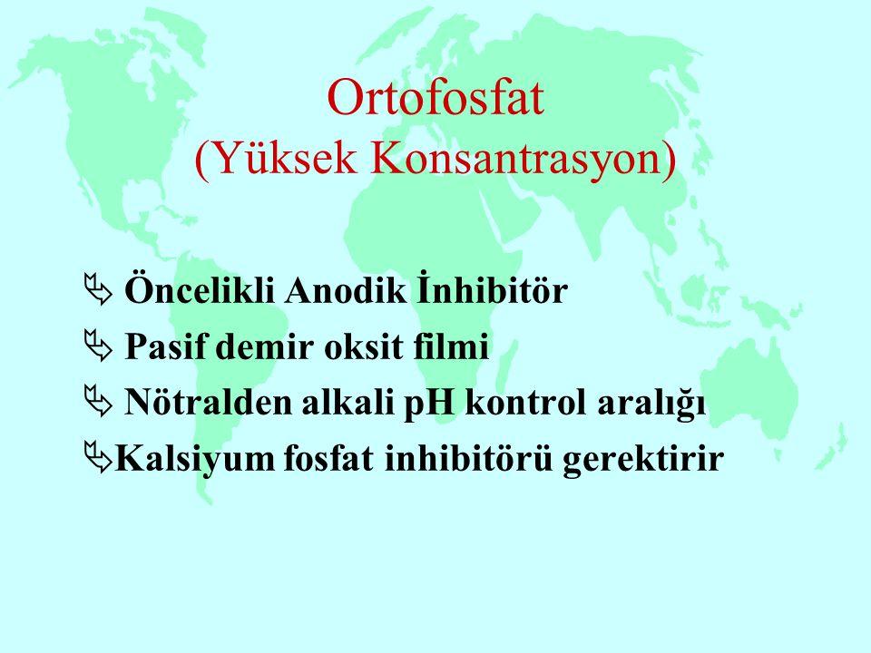 Ortofosfat (Yüksek Konsantrasyon)