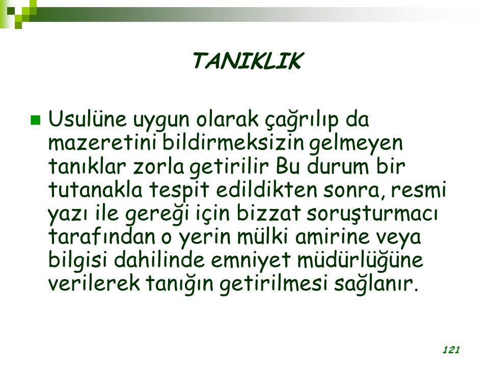 TANIKLIK