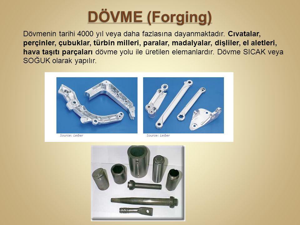 DÖVME (Forging)